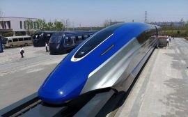 Найшвидший в світі потяг